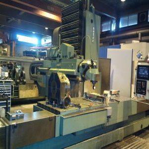 Fresadora CNC Zayer KF3000