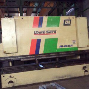 Plegadora Loire PHS 500/50/41