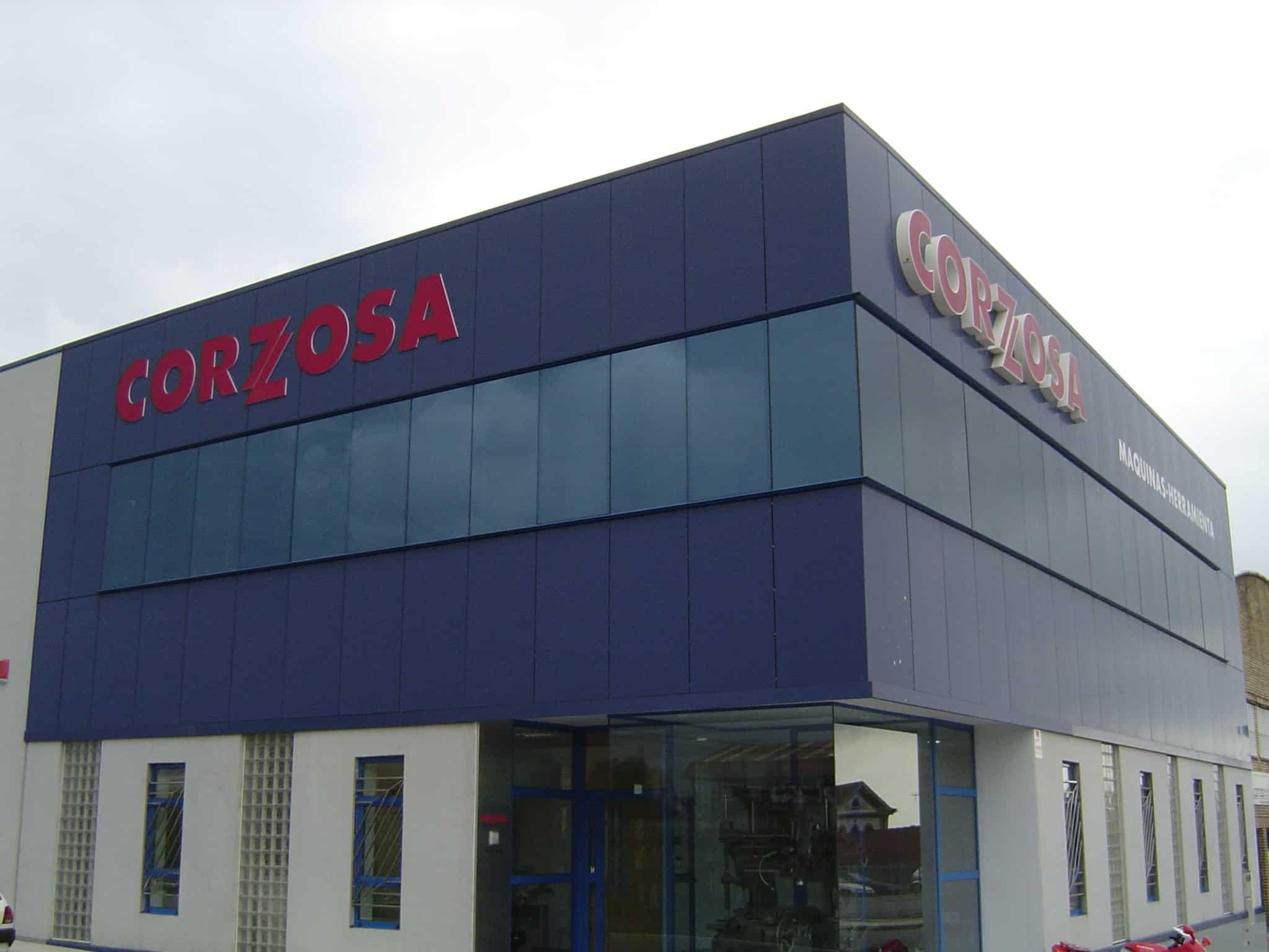 Nave de Corzosa